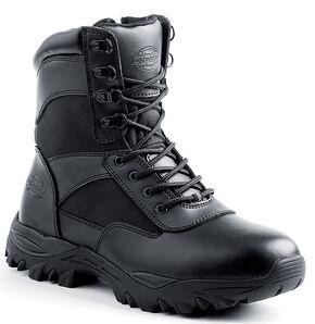 "Dickies Men's 8"" Spear Boots, Black, hi-res"