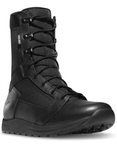 Danner Men's Tachyon Gore-Tex Duty Boots - Soft Toe, Black, hi-res