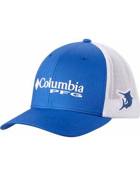 Columbia Men's Swordfish Performance Ball Cap, Blue, hi-res