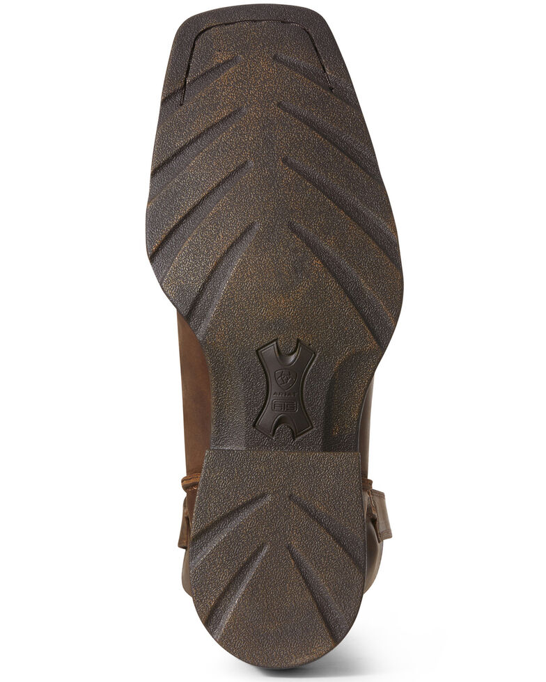 ad99e0aeaeb Ariat Men's Rambler Distressed Western Boots - Square Toe