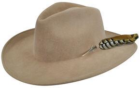 Renegade by Bailey Men's Calico Camel Felt Hat, Camel, hi-res