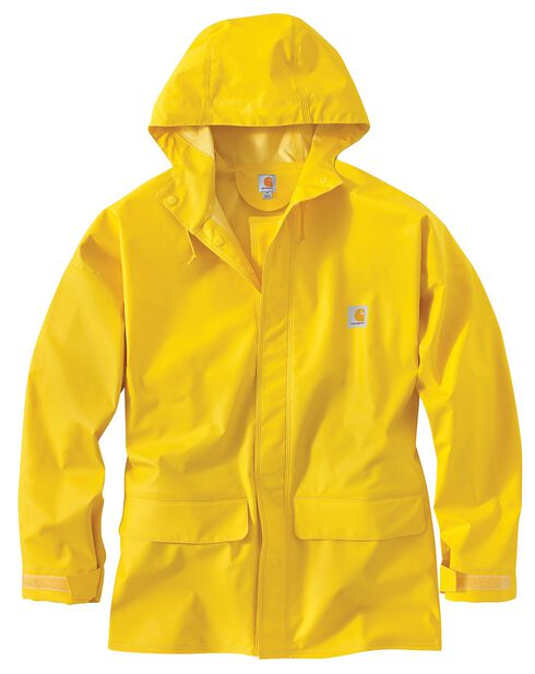 Carhartt Mayne Waterproof Coat, Yellow, hi-res
