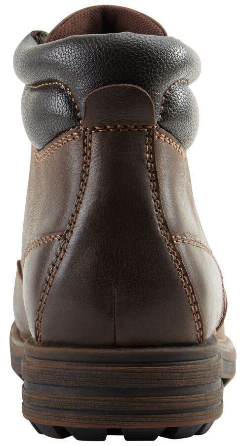 Eastland Men's Brown Jeremiah Boots , Brown, hi-res