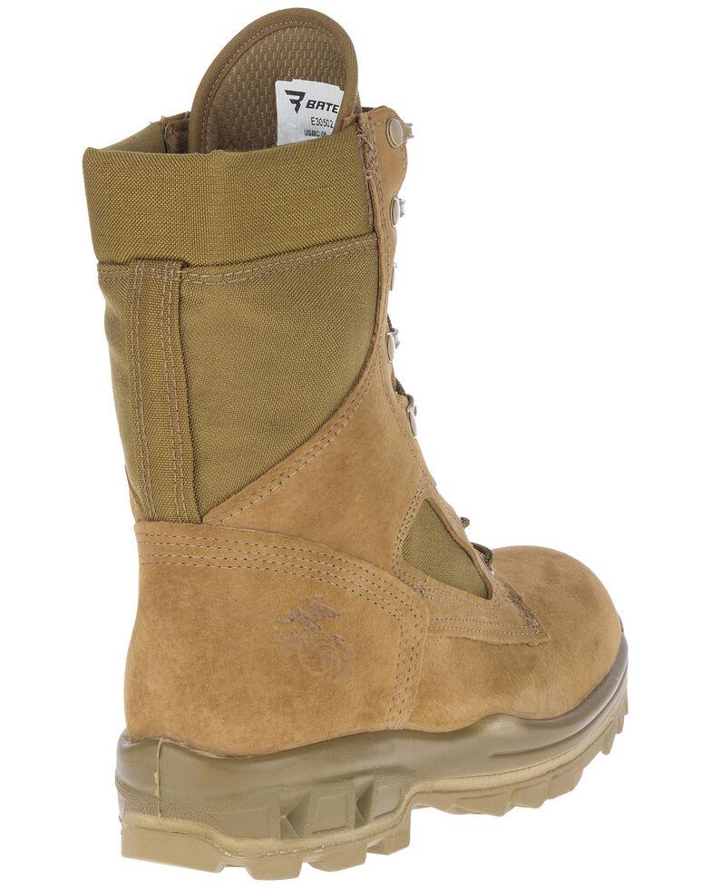 Bates Men's USMC Durashocks Hot Weather Tactical Boots - Soft Toe, Olive, hi-res