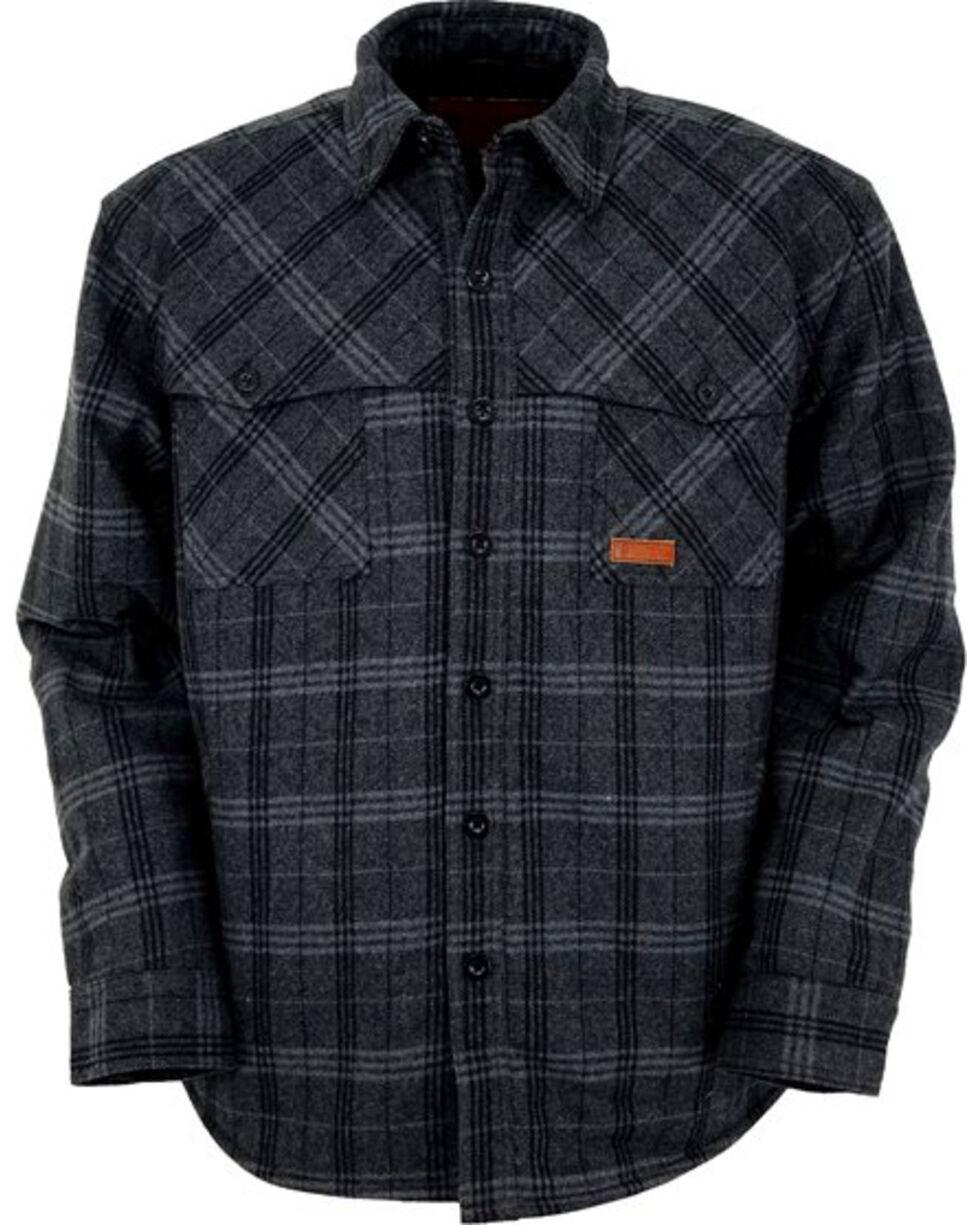 Outback Trading Co. Men's Harrison Jacket , Black, hi-res