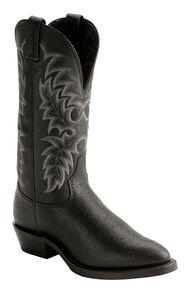 Tony Lama Men's Americana Century Cowboy Boots, Black, hi-res