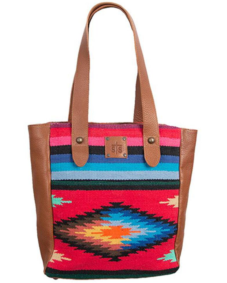 STS Ranchwear Women's Fiesta Tote Bag, Multi, hi-res