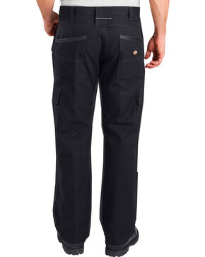 Dickies Men's Pro Relaxed Cargo Pants, Black, hi-res