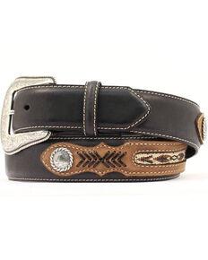 M & F Western Men's Aztec Belt , Multi, hi-res