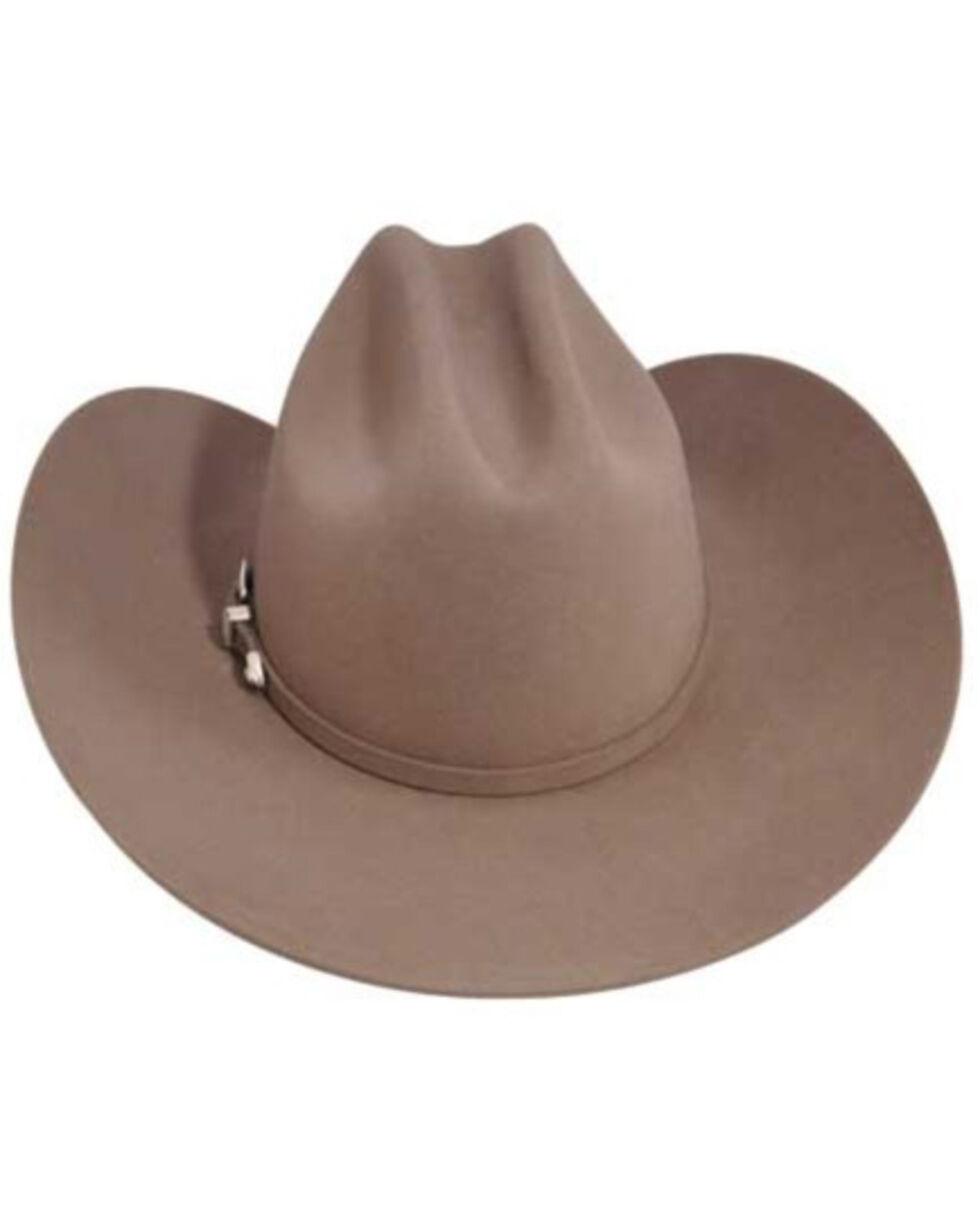 Bailey Western Lightning 4X Pecan Fur Felt Hat, Pecan, hi-res
