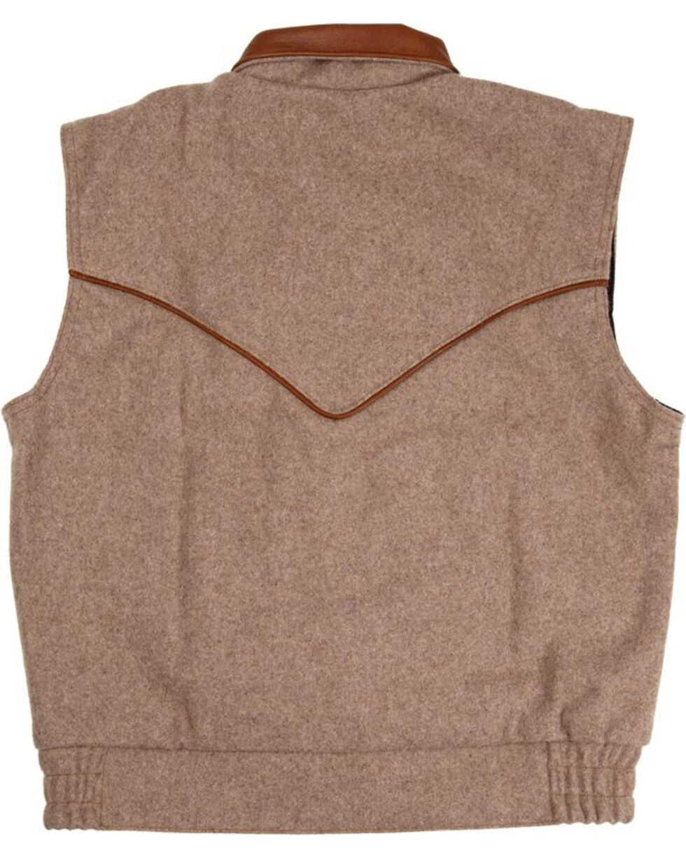 Schaefer Outfitter Men's Taupe Competitor Vest - Big 3X, Taupe, hi-res