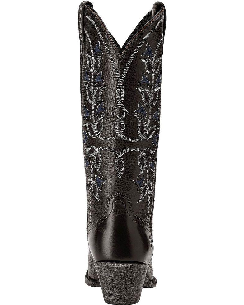 Ariat Desert Holly Cowgirl Boots - Medium Toe, Black, hi-res
