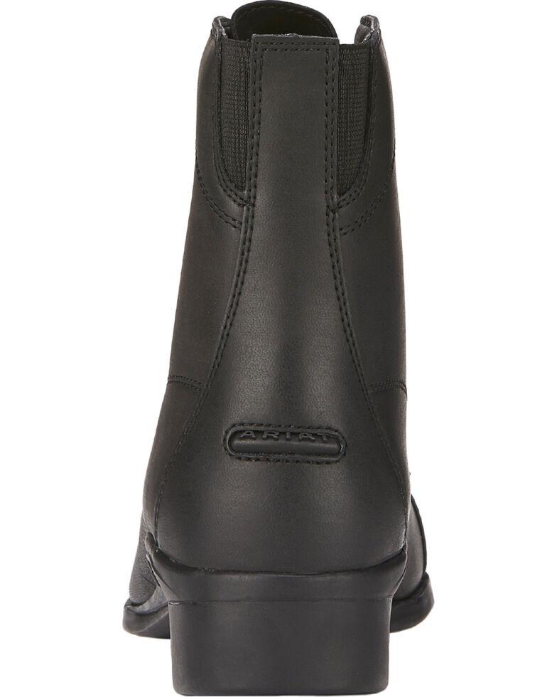 Ariat Women's Scout Paddock Boots, Black, hi-res