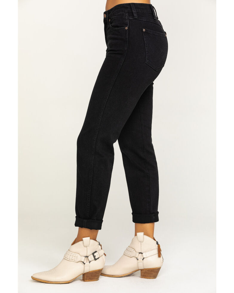 Wrangler Modern Women's Coal Heritage Slim Jeans, Multi, hi-res