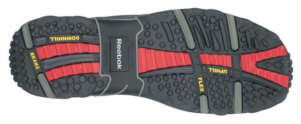 Reebok Women's Tiahawk Waterproof Sport Hiking Boots - Composite Toe, Black, hi-res