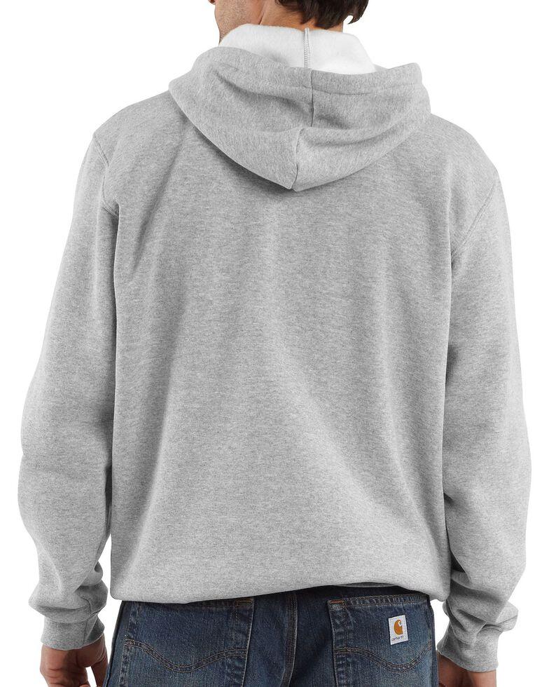 Carhartt Hooded Sweatshirt - Big & Tall, Hthr Grey, hi-res