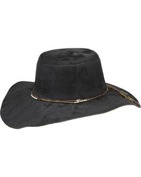 Peter Grimm Ltd Women's Sacson Floppy Hat , Black, hi-res