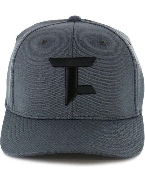 Tuf Cooper Men's Logo Flexfit Cap, Black, hi-res
