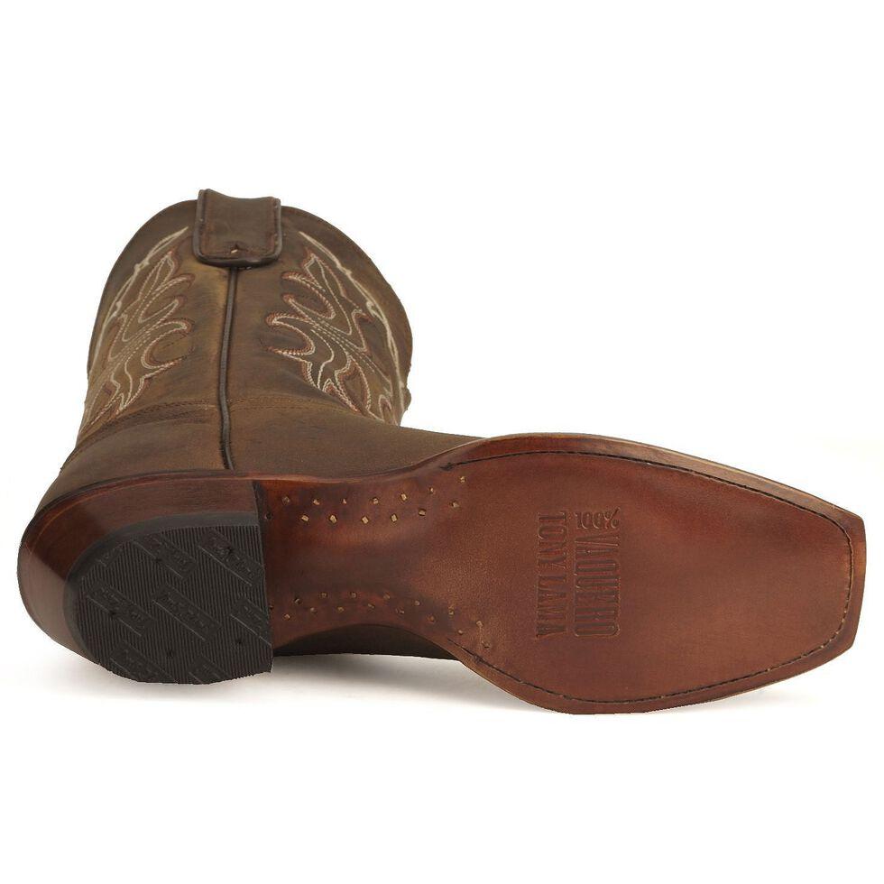 Tony Lama 100% Vaquero Cowgirl Boots, Sorrel, hi-res