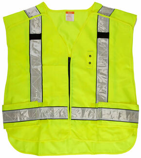 5.11 Tactical 5-Point Breakaway Vest, Yellow, hi-res