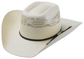 551e92e827a5c Tony Lama Vegas Bangora Straw Cowboy Hat