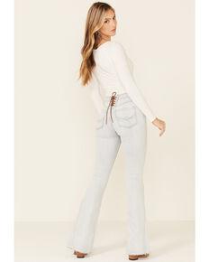Idyllwind Women's Go Big High Risin' Flare Jeans , Light Blue, hi-res