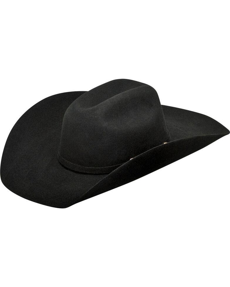 Ariat Boys  Wool Cowboy Hat  c9cde1e2779