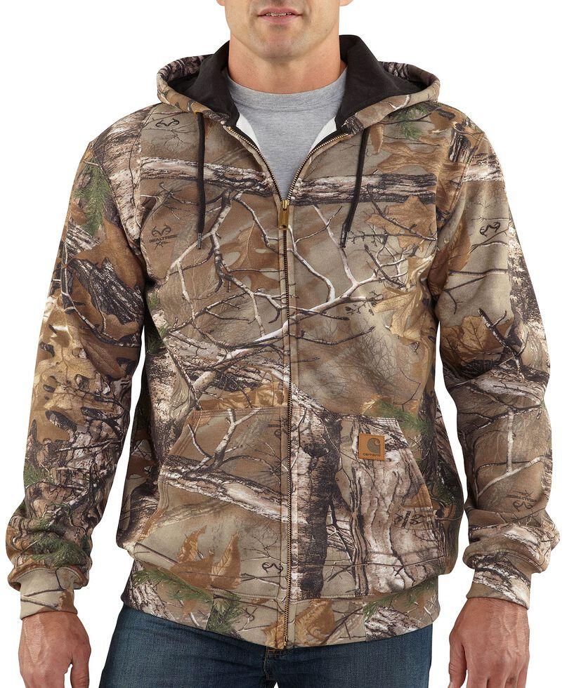 8c8e34fe7 Carhartt Zip Front Hooded Sweatshirt - Cotswold Hire