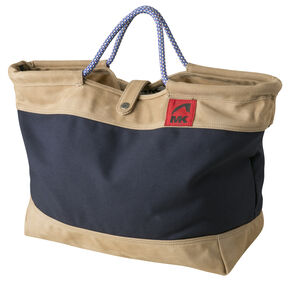 Mountain Khakis Navy Market Tote, Navy, hi-res