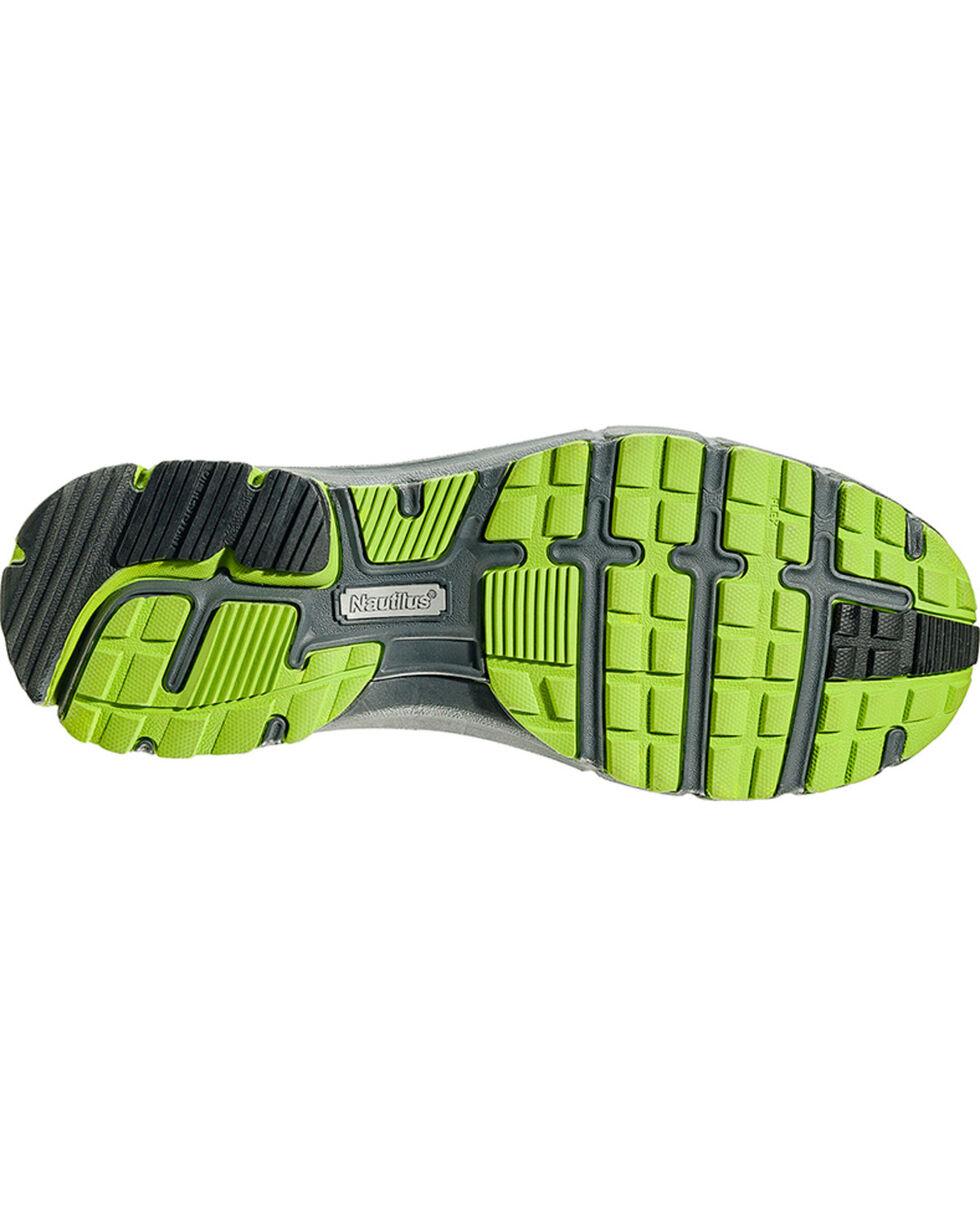 Nautilus Men's ESD Athletic Shoes - Steel Toe , Black, hi-res