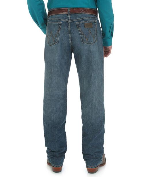 Wrangler Men's 20X Cool Vantage Competition Jeans - Storm Blue - Tall, Denim, hi-res