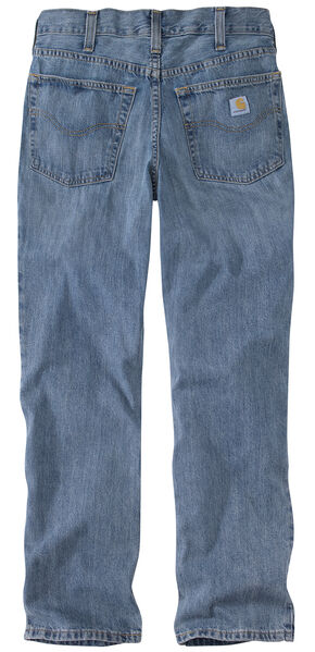Carhartt Relaxed Straight Leg Jeans, Blue, hi-res