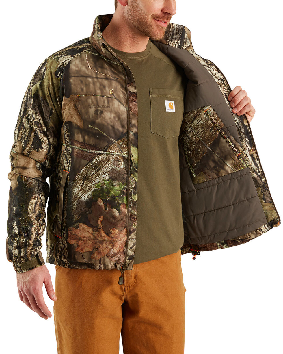 Carhartt Men's Camo 8 Point Jacket - Big & Tall , Camouflage, hi-res