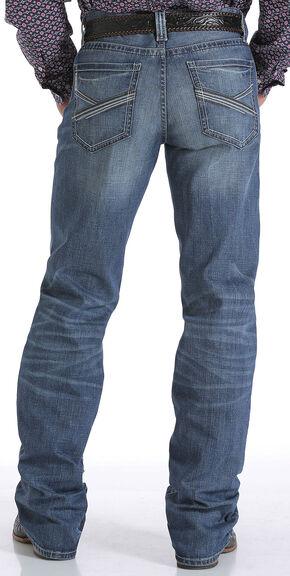 Cinch Men's Indigo Grant Mid-Rise Relaxed Performance Jeans - Boot Cut, Indigo, hi-res