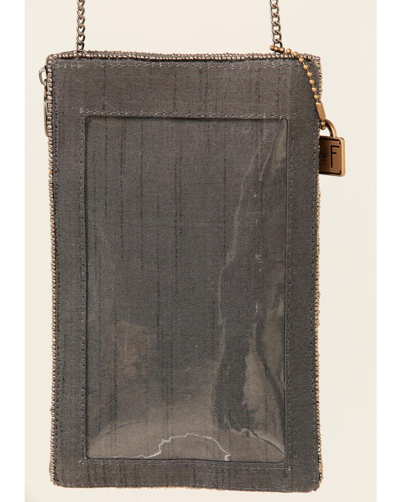 Mary Frances Women's Heart Throb Cell Phone Bag, Black, hi-res