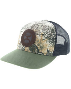 buy online 2b752 3fa52 HOOey Mens Game Guard Logo Camo Trucker Cap, Camouflage, hi-res