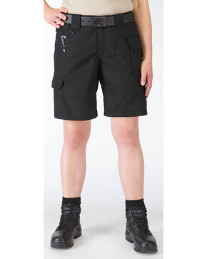 5.11 Tactical Womens Taclite Pro Shorts, Black, hi-res