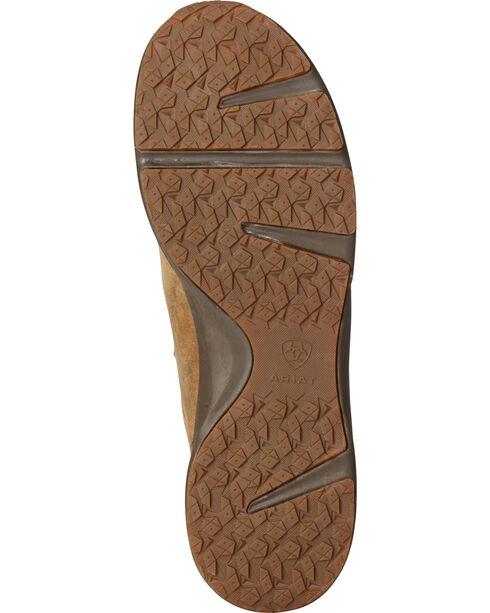 Ariat Men's Brown Spitfire Low Bomber Shoes , Lt Brown, hi-res