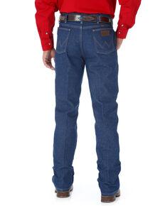 Wrangler Men's 945 Cowboy Cut Rigid Regular Fit Jeans - 38 Long , Blue, hi-res