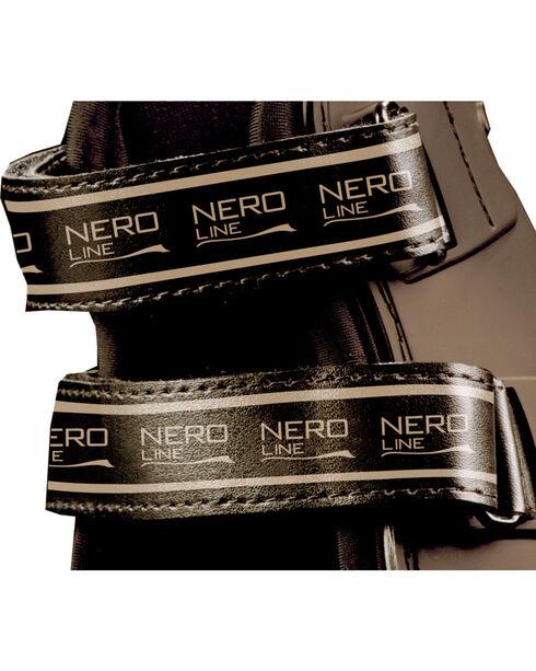 Veredus Brown Pro Jump Xtra Replacement Velcro Straps, Brown, hi-res