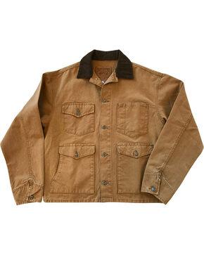 Schaefer Outfitter Men's Saddle Vintage Brush Jacket - 2XL, Brown, hi-res