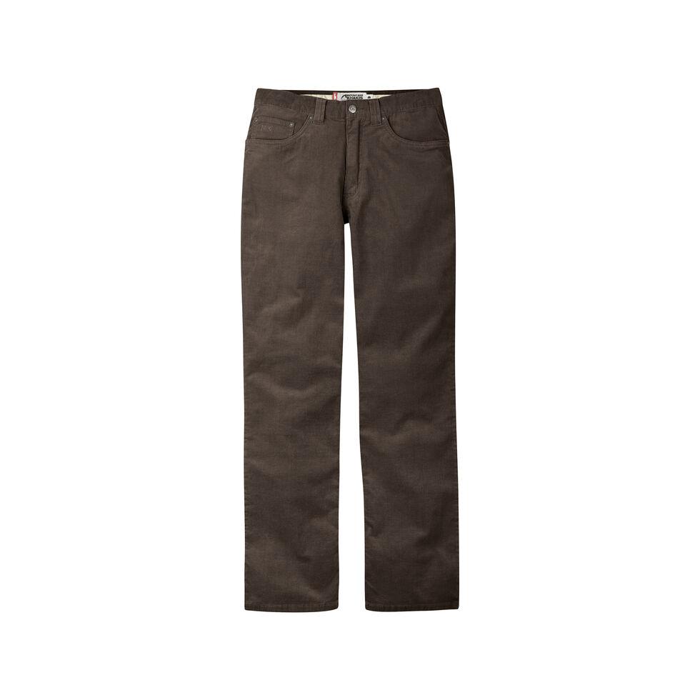 Mountain Khakis Men's Canyon Cord Classic Fit Pants, Chocolate, hi-res