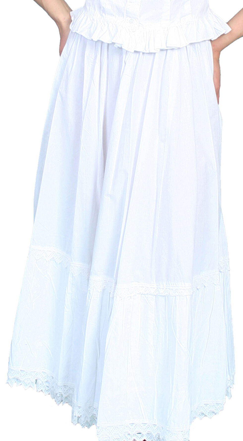 Rangewear by Scully Petticoat, White, hi-res