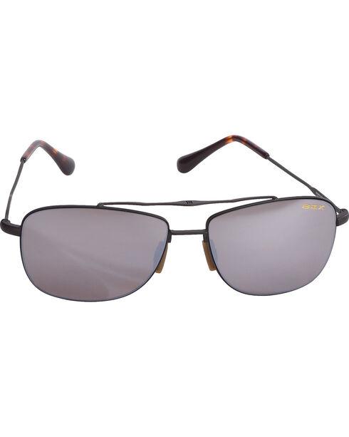 BEX Men's Draeklyn Lightweight Polarized Sunglasses, Dark Grey, hi-res