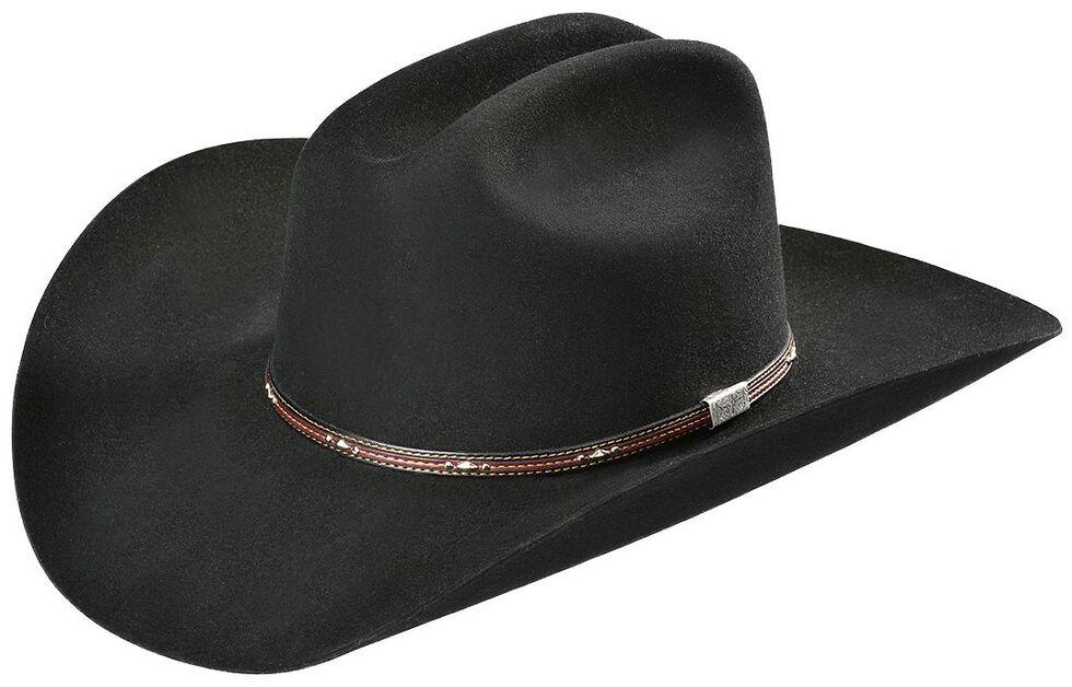 3487d9533e36c Resistol George Strait Kingman 6X Fur Felt Cowboy Hat
