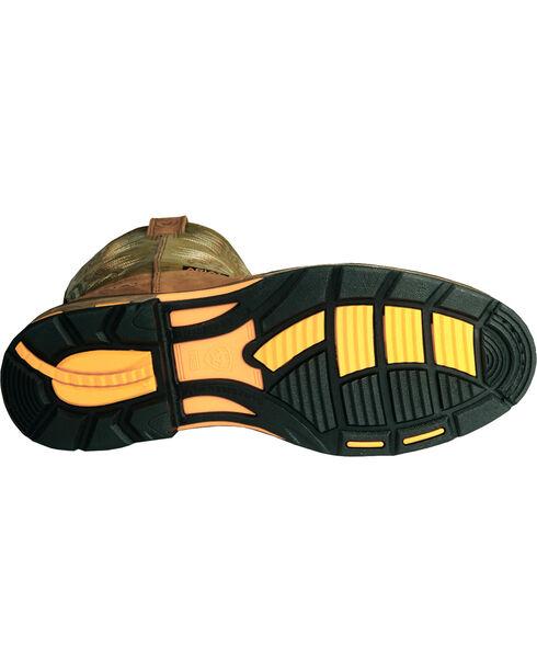 Ariat Workhog Western Work Boots - Composition Toe, Bark, hi-res