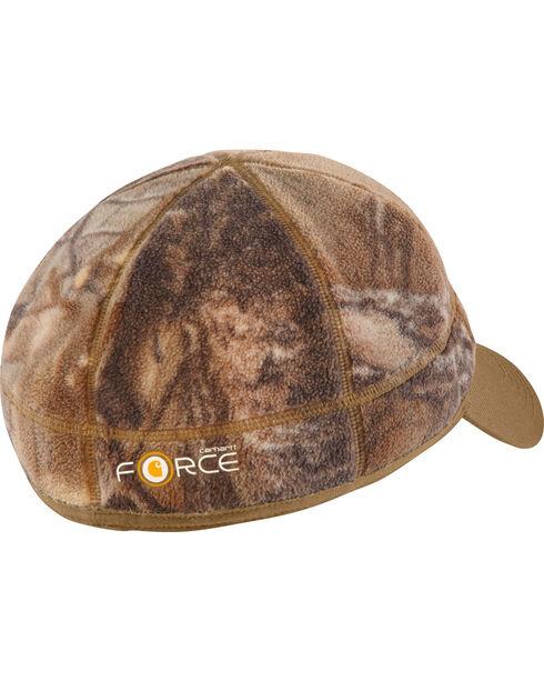 Carhartt Men's Force Griggs Fleece Visor Cap, , hi-res