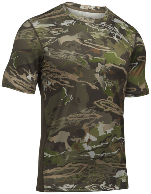 Under Armour Men's Camouflage Tech™ Hunting Shirt , , hi-res