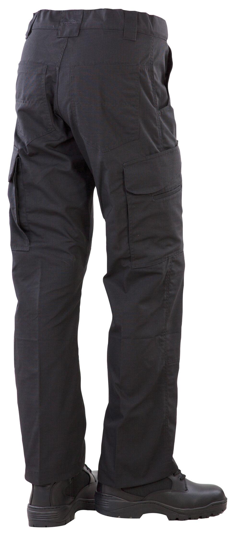 Tru-Spec 24-7 Tactical Boot Cut Trousers, Black, hi-res