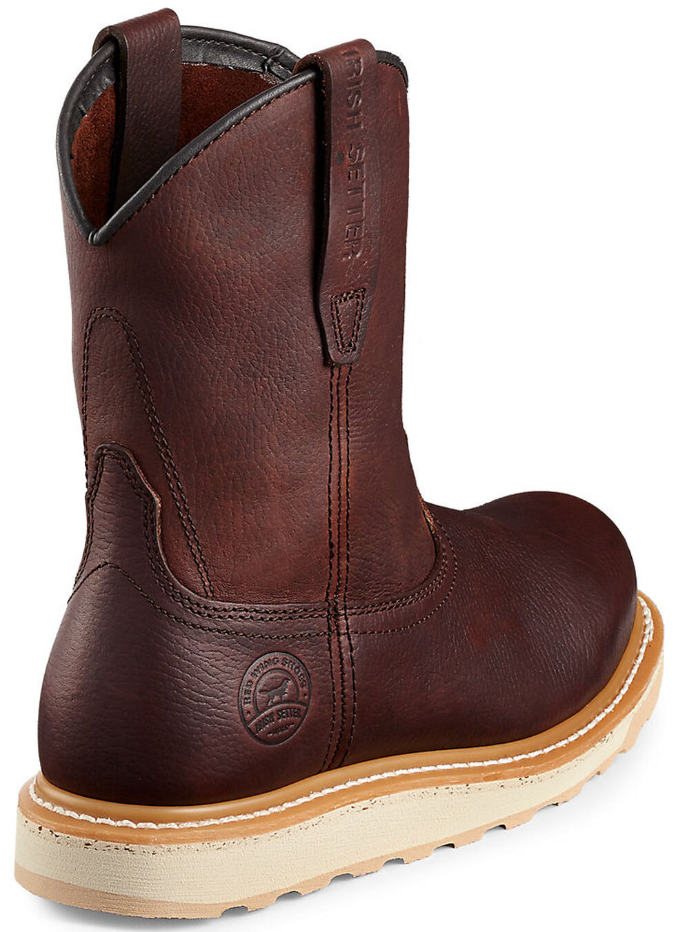 Irish Setter by Red Wing Shoes Men's Ashby Work Boots - Aluminum Toe , , hi-res